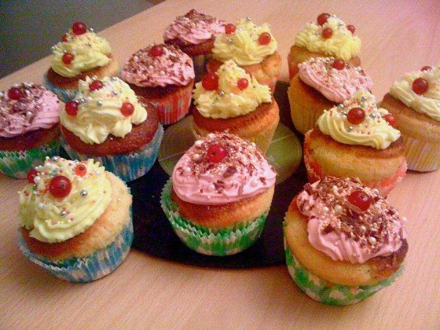 cupcakes sucré