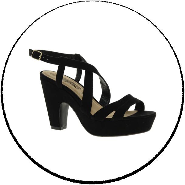 chaussure noire ASOS