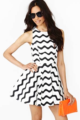 nastygal dress