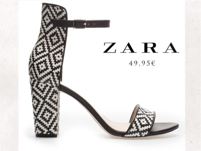 zara chaussures 2013
